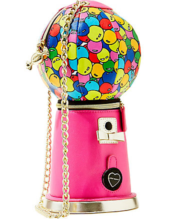 KITCHI BUBBLE GUM MACHINE CROSSBODY