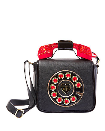 KITSCH 2 CALL ME BETSEY PHONE CROSSBODY