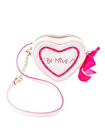 KITSCH BE MINE LIGHT UP CROSSBODY