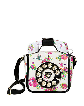 KITSCH BETSEYS HOTLINE PHONE CROSSBODY