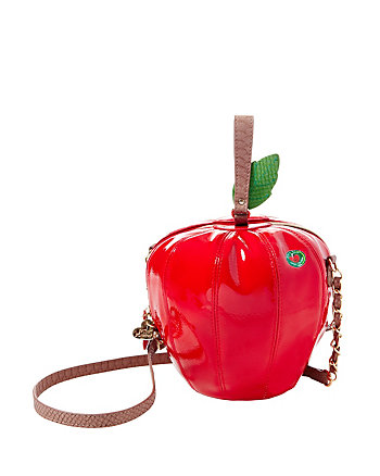 KITSCH BIG RED APPLE CROSSBODY
