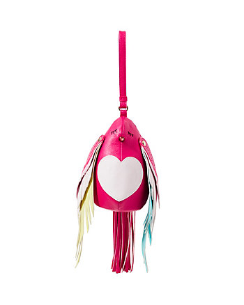 KITSCH BIRD IS THE WORD WRISTLET