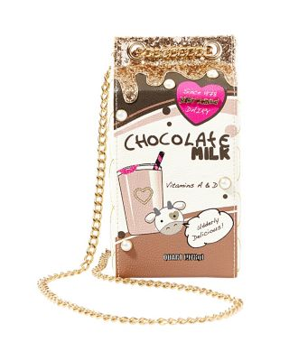 KITSCH CHOCOLATY DELIGHT CROSSBODY MULTI