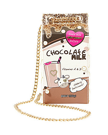 KITSCH CHOCOLATY DELIGHT CROSSBODY