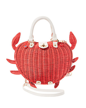 KITSCH CRAB CALLOWAY CROSSBODY