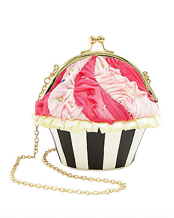 KITSCH CUPCAKES FOR EVERYONE CROSSBODY