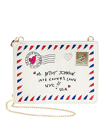 KITSCH ENVELOPE CROSSBODY