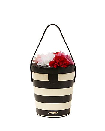 KITSCH FLOWER POT CROSSBODY