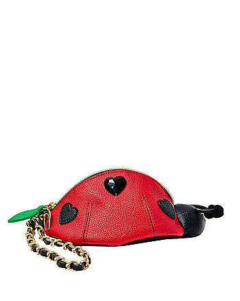 KITSCH LADY BUG WRISTLET