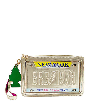 KITSCH LICENSE TO DRIVE CROSSBODY