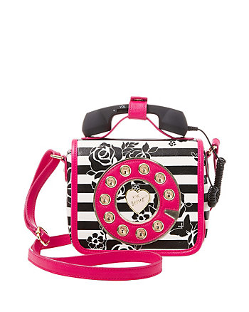KITSCH MUST HAVE MINI PHONE CROSSBODY