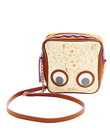 KITSCH PB AND J CROSSBODY