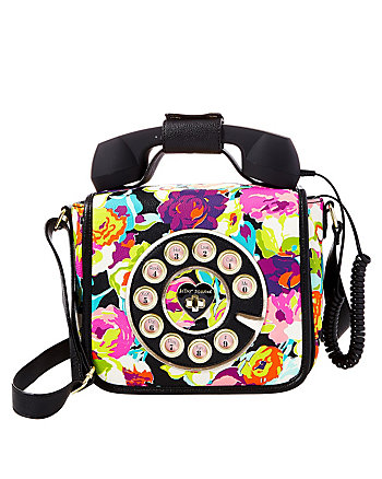 KITSCH PHONE A FRIEND CROSSBODY