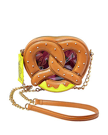 KITSCH PRETZEL CROSSBODY