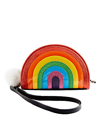 KITSCH RAINBOW LOVE CROSSBODY