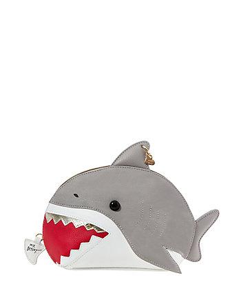 KITSCH SHARK COSMETIC CASE