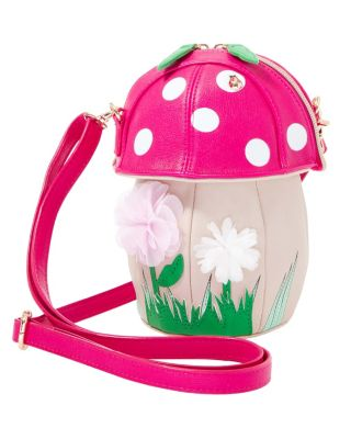 KITSCH SHROOMIN CROSSBODY MULTI