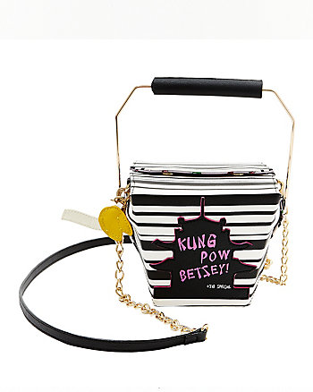 KITSCH TAKEOUT CROSSBODY