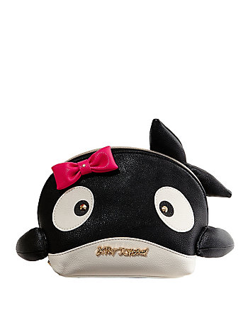 KITSCH WHALE COSMETIC CASE
