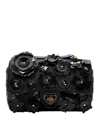 LE JARDIN CROSSBODY BLACK