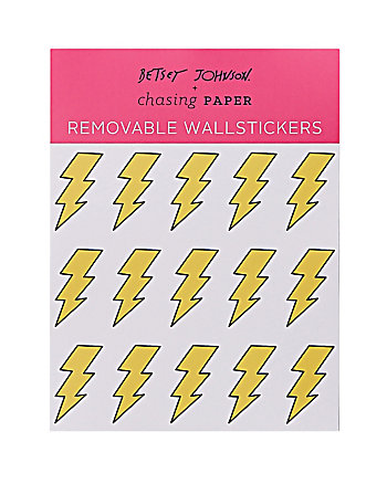 LIGHTENING BOLT REMOVABLE WALLSTICKERS