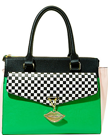 MAD ABOUT MOD SATCHEL
