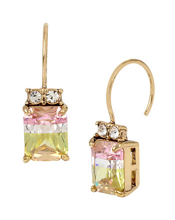 MARIE ANTOINETTE WATERMELON DROP EARRING