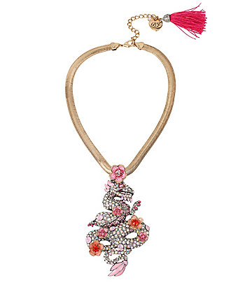 MEMOIRS OF BETSEY DRAGON PENDANT