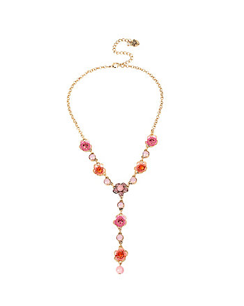 MEMOIRS OF BETSEY LONG Y NECKLACE