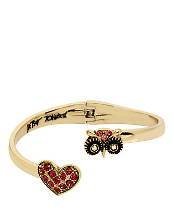 MINI CRITTERS OWL BANGLE