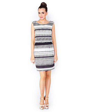 MOD BETSEY BLOUSANT DRESS
