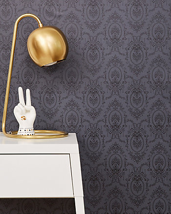 MODERN TOILE REMOVABLE WALLPAPER