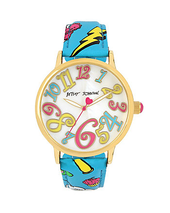 OH SO BETSEY EMOJI WATCH