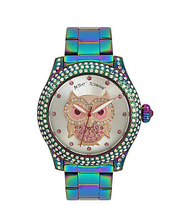 OILSLICK OWL WATCH