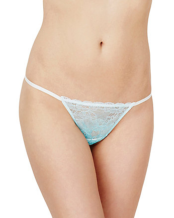 OMBRE LACE THONG
