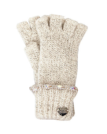 ON THE ROCKS HALF FINGER GLOVE