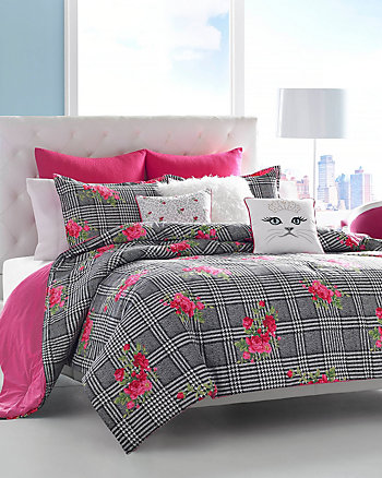 POLISHED PUNK F-Q COMFORTER SET