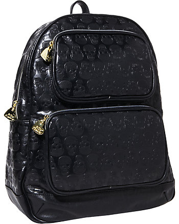 PRINCESS SKULLY BACKPACK