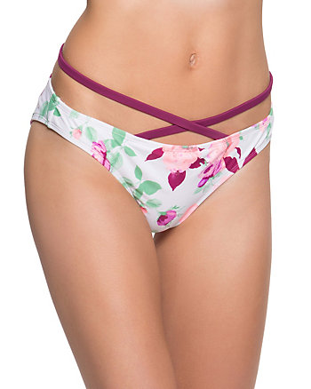 PRISONER OF LOVE CRISS CROSS HIPSTER BOTTOM