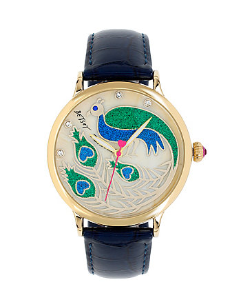 PROUD PEACOCK WATCH