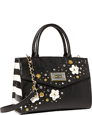 PUSHING DAISIES SATCHEL