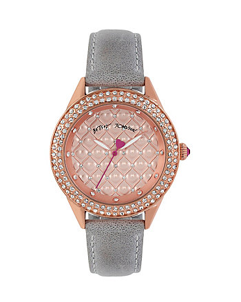 QUINTESSENTIAL QUILTED WATCH