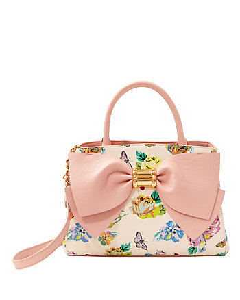 READY SET BOW SATCHEL
