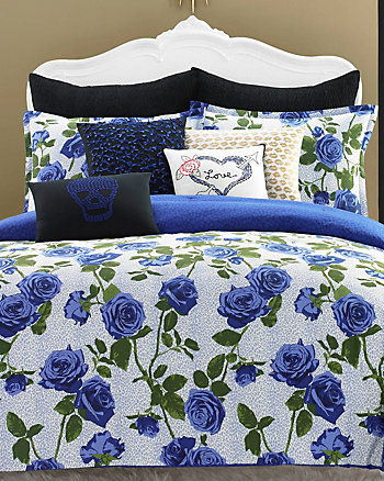 REGAL ROSES F-Q COMFORTER SET