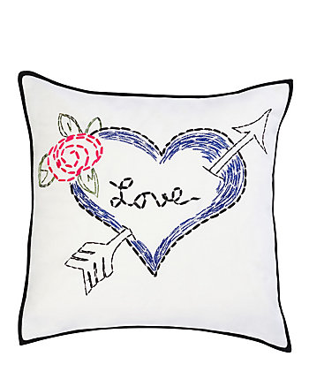 REGAL ROSES LOVE PILLOW