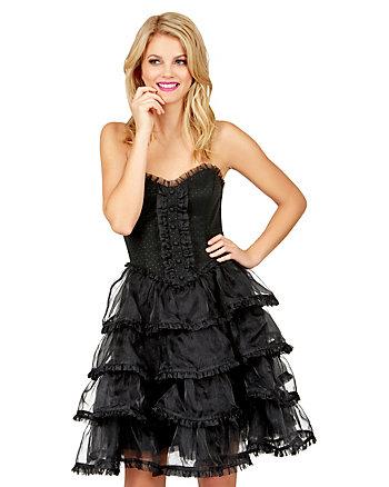 Ruffle to the Shuffle Dress