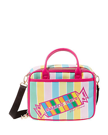 SMARTY PANTS LUNCH TOTE