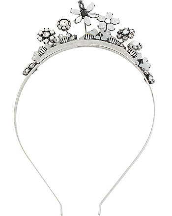 SOMETHING NEW RHINESTONE TIARA