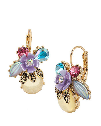 SPRING AHEAD FLOWER DROP EARRINGS