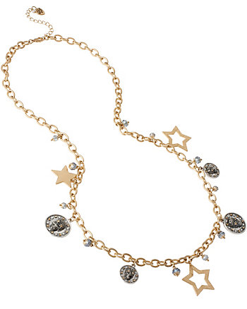 STARGAZER GOLD STARY NIGHT NECKLACE